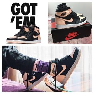 🏆Air Jordan 1 Retro High OG Size 8 Men